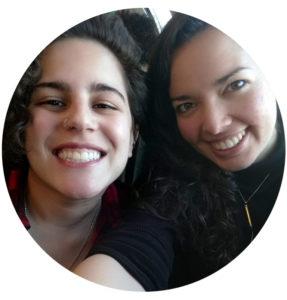 María Fernanda Isaza Munera and Emilia Sanchez Gonzalez
