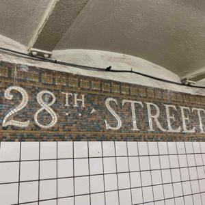 *28 Street Metro Station*